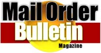 Articles in Mail Order Bulletin Magazine
