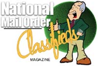 Avertise in National Mail Order Classifieds